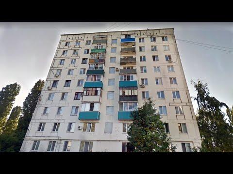 Обзор 9 этажки московской серии II-18 (П-18) + лифт Укркоммумаш