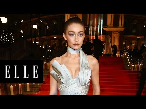 Gigi Hadid Was Named Model of the Year | ELLE