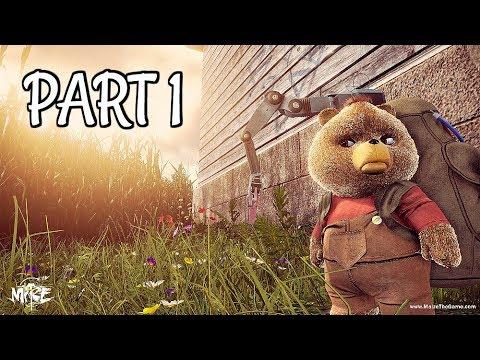 Maize Walkthrough Part 1 - SENTIENT CORN | PS4 Pro Gameplay