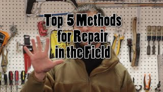 Top 5 Ways to fix your Gear or clothing