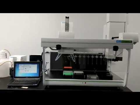 Perkin JANUS Liquid Handler w/ Span8, Multichannel Pred G3 [BOSTONIND] - 14030