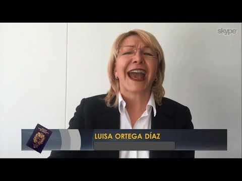 "CITIZEN 17/12 SEG.02: LUISA ORTEGA: ""JORGE RODRIGUEZ ME OFRECIO 50 MILLONES DE DOLARES PARA IRME"""