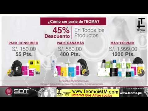 PLAN DE PAGOS TEOMA PERU - Nuevos Soles