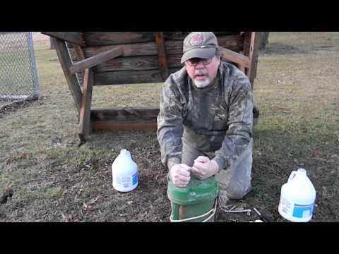 Shocking Well With Bleach (DIY)