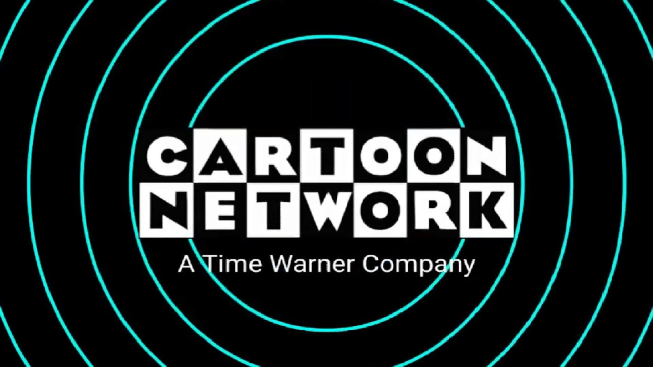 Cartoon Network Ripple Logo With Time Warner Byline Youtube