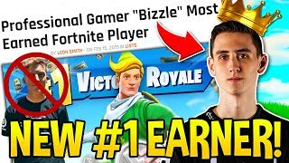 TFUE *LOSES* FINAL 1v1 To *NEW* #1 Fortnite EARNER (Ghost Bizzle) - Secret Skirmish SOLOS