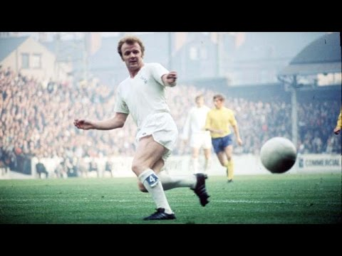 Billy bremner : Leeds United : 1960-1976 :
