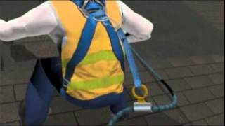 Fall Prevention Reroofing