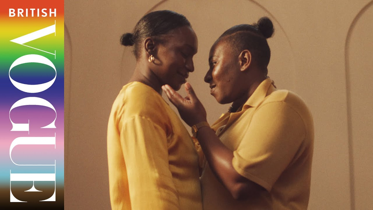 Black Love is the Revolutionary Act   The Pride Series   British Vogue