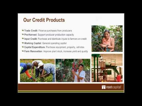 Webinar | Agricultural Finance at the Frontier