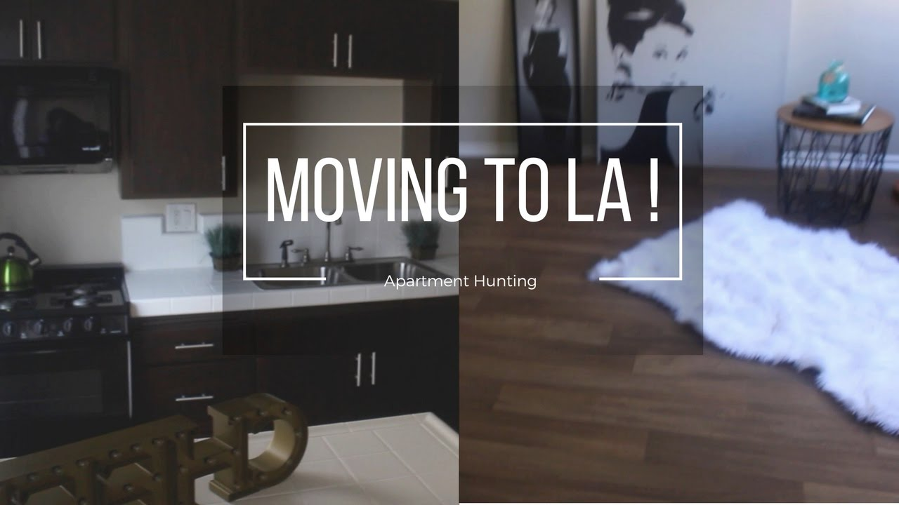 MOVING TO LA!| Studio Apartment Hunting U0026 Tips