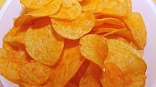ШОК !!!  Как сделать полезные и очень вкусные чипсы за 20 минут!