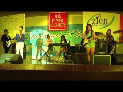 Zion School of Music 10 Annual Recital - Chandelier