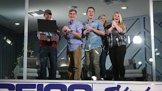 An Amazing Surprise for Ellen's GEICO Skybox Challenge Winners