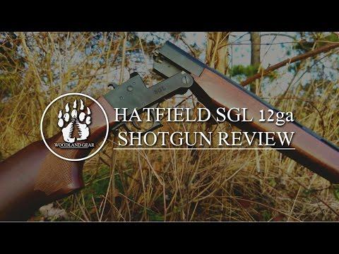 Gear Review: Hatfield SGL 12 Gauge Single Shot Shotgun