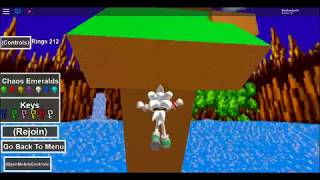 How To Get All The Chaos Emeralds In Sonic Planet 4 Roblox