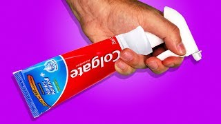 17 GREAT HACKS WITH TOOTHPASTE TO MAKE YOUR LIFE EASIER