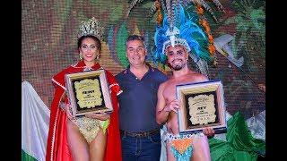 Sofía y Sergio los nuevos soberanos de los Carnavales de Bella Vista
