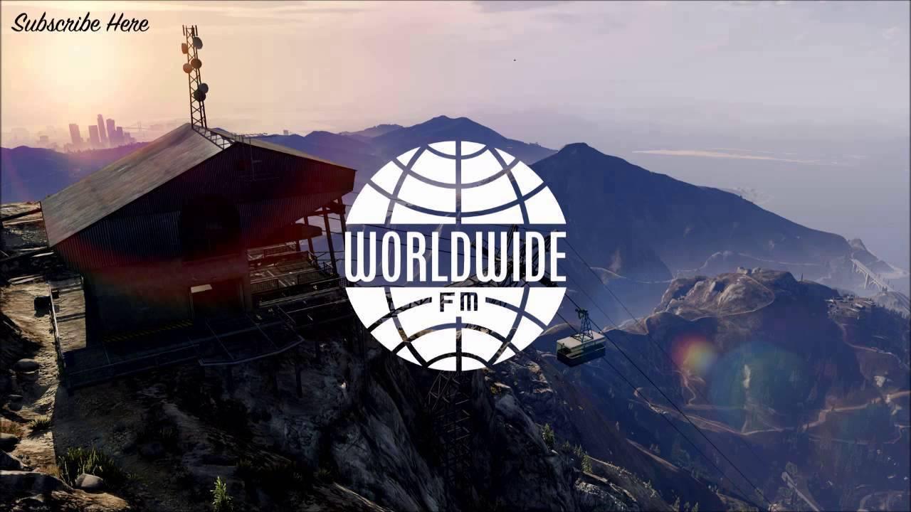 Cashmere Cat - Mirror Maru (Grand Theft Auto V/WorldWide FM) - YouTube