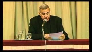 Monseñor Dr. Fernando Cavaller, en Jornada Internacional John Henry Newman y la Universidad