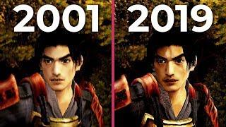 Onimusha Warlords – Original (2001) vs. Remaster (2019) Graphics Comparison
