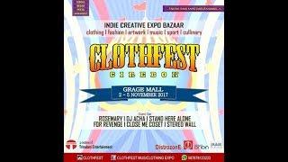Clothfest grage Mall Cirebon 2017
