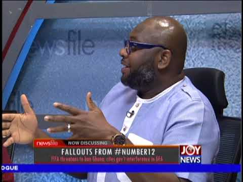 Fallouts from #Number12 - Newsfile on...