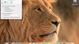 Apple Tips: Hide / Show Macintosh HD (HardDrive) Icon on Desktop