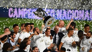 Zidane s Real Madrid clinches victory in Spanish league