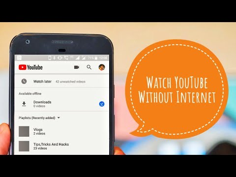 How To Use YouTube Go Without Internet