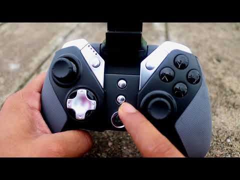 Gamesir G4S Gamepad For Android/IOS/PC Bluetooth Gaming Controller Review!
