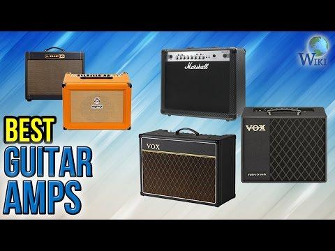 10 Best Guitar Amps 2017