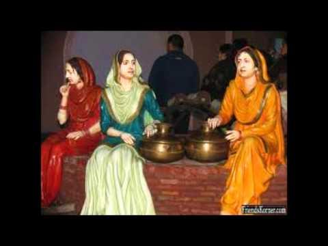 Great Punjabi songs 5 - Hara we channa yaad sanu teri aave - film Lachchi 1949
