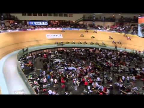 Men's Scratch Race - 2015 UCI Track Cycling World Championships