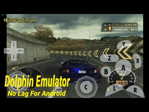GameCube Android) Need for Speed: Most Wanted | Dolphin