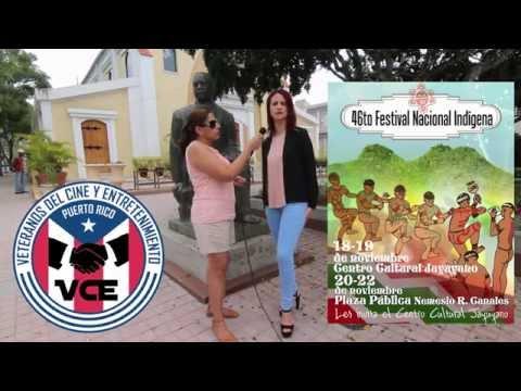 46to Festival Nacional Indígena de Jayuya, Puerto Rico 2015