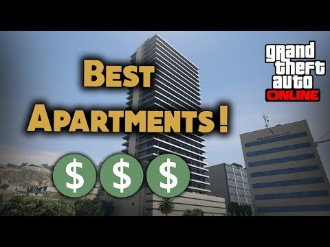 GTA Online - Apartment Buying Guide