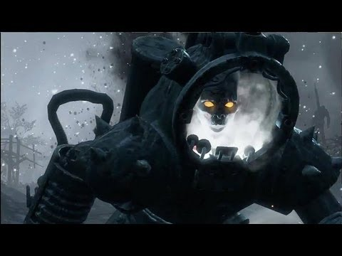 bo2 zombies origins how to kill the boss diesel punk robot