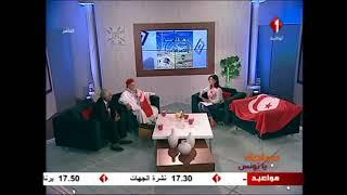 مداخلة مدير مهرجان دوز الدولي للشعر الشعبي بدوز السيد عزالدين بالطيب على الوطنية 1