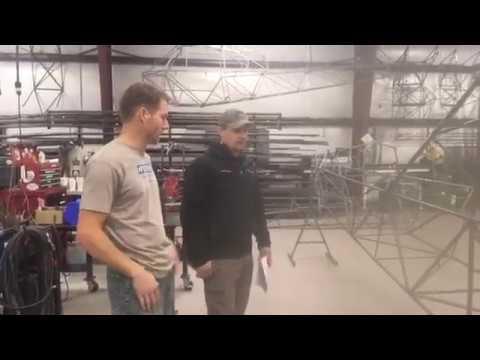 Facebook Live: New Airframe Sponsored by Airframes Alaska