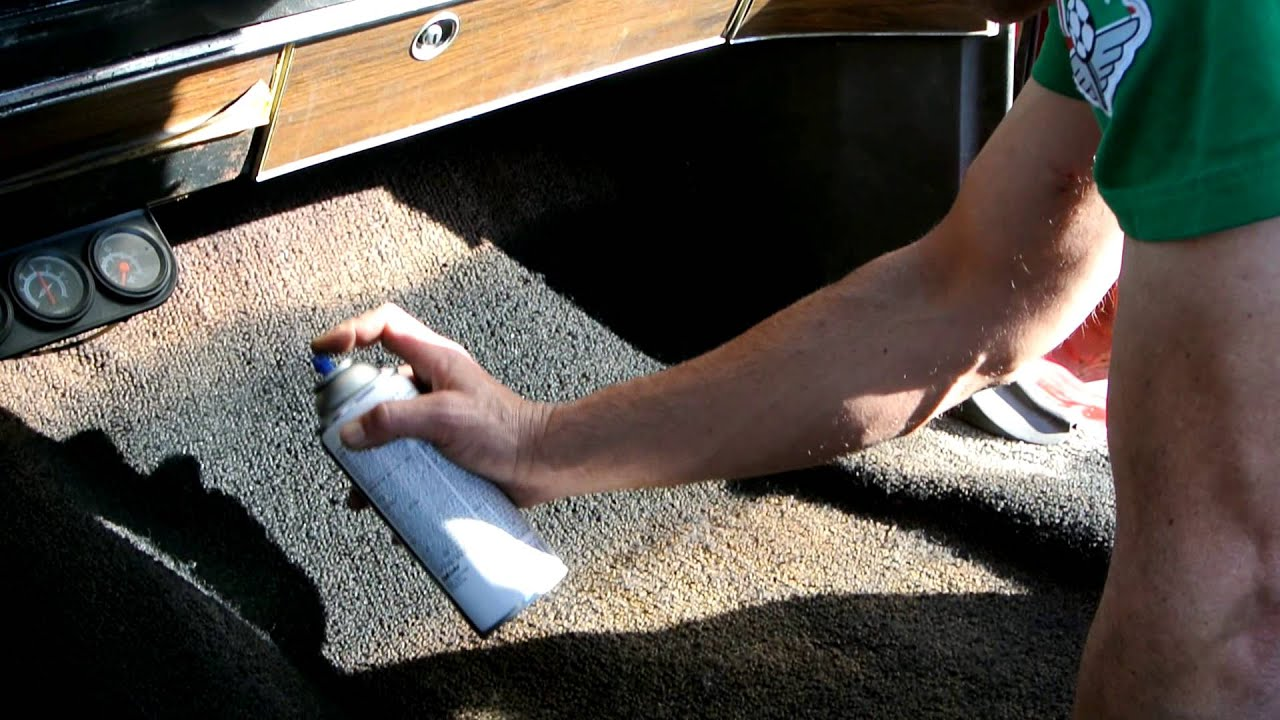Carpet Dye Upholstery Tips Cheap Car Fix Ups How To Guide Behind The Scenes Mini Series 5 You