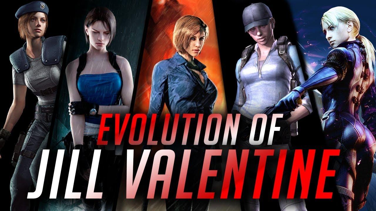 Jill Valentine Resident Evil 3 Analysis Road To Resident Evil 3 Remake