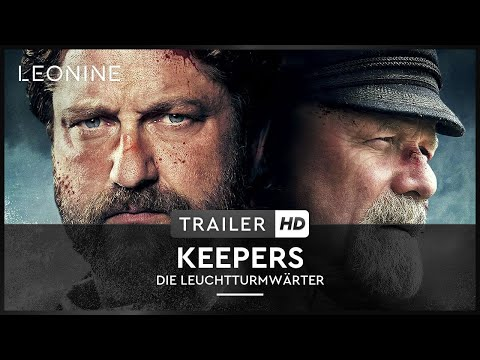 Keepers - Die Leuchtturmwärter - Trailer (deutsch/german; FSK 12)