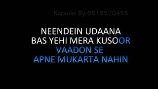 Baadshah O Baadshah Karaoke Video Lyrics