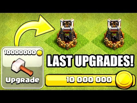 MAXING TOWN HALL 11.....WHATS NEXT!? - Clash Of Clans