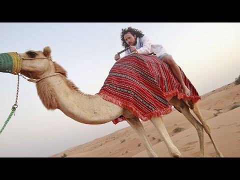 WWWRRR... SOY UN CAMELLO   Primera vez montando un camello