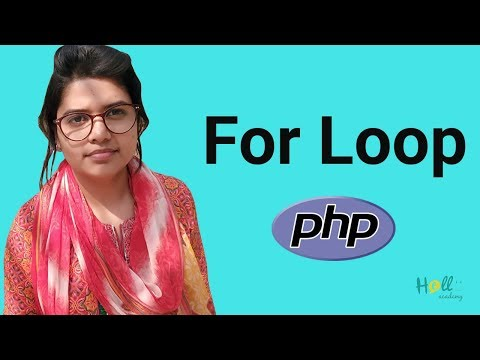 PHP Basic Tutorial  Bangla Part 10(PHP For Loop)