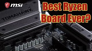 [HINDI] Best Budget Motherboard For Any AMD Ryzen Processor Ever Made? Msi B450 TomaHawk?