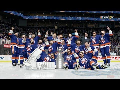 NHL 16 - New York Islanders Stanley Cup Celebration