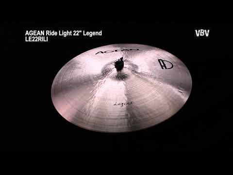 """Legend Ride Light 22"""" vídeo"""